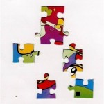 Comforts LEcture picture - Jigsaw puzzle