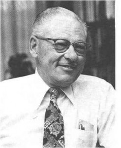Prof Jahns (from article by Brown and Ewing 1986)
