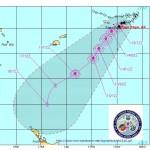 Cyclone Rene Feb 13 2010 am JTWC JPEG